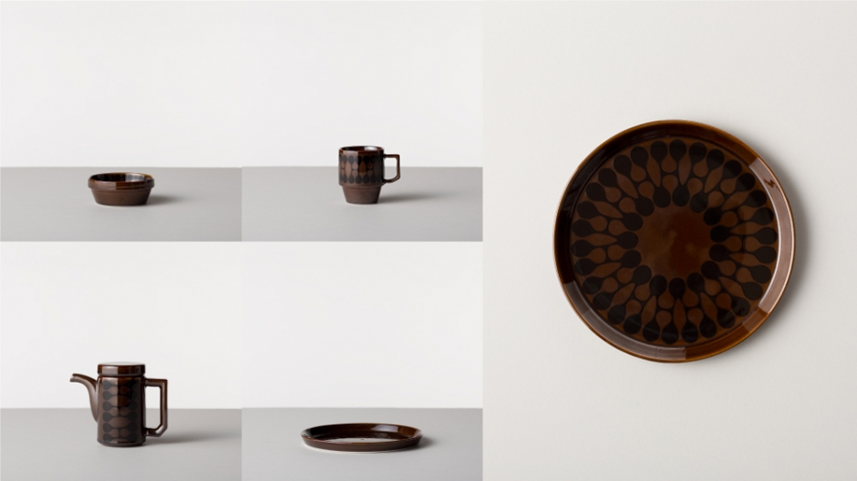HOUSE INDUSTRIES & HASAMI Morning Collection ブラウン廃番のお知らせ